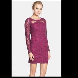 NWOT Gorgeous Hailey by Adrianna Papell dress