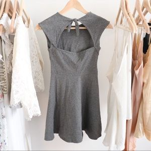Aritzia Cutout Dress