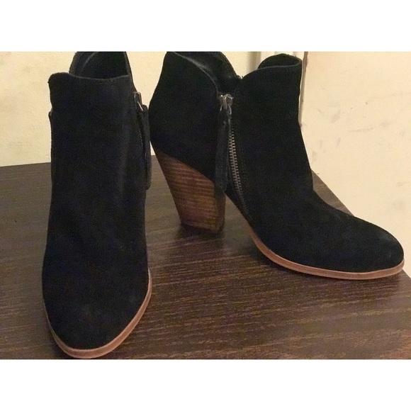 6b8b4b65df4 Dolce Vita Shoes - Women's Dolce Vita Hixon Bootie Black Size 8