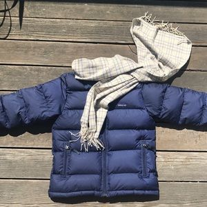 Accessories - Cashmere/Wool Blend Scottish Plaid Scarf