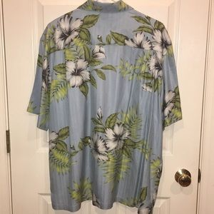 Quicksilver Edition Shirts - Tropical dress shirt