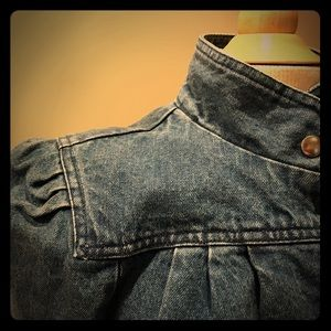 "The ""Billie Jean"" Jean Jacket"