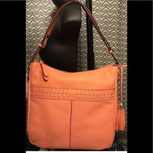 NWT COLE HAAN LACEY LEATHER HOBO WOMEN'S Handbag