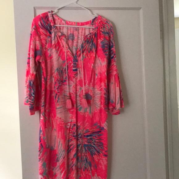 95f4d482713 Lilly Pulitzer Dresses | Del Lago Dress Never Been Betta | Poshmark