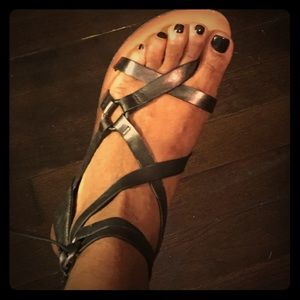 Ankle Wrap Vacation Sandals