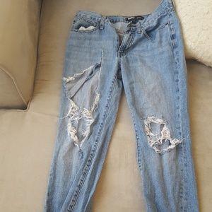 Jeans - Boyfriend jeans