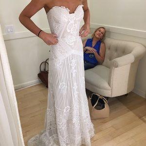 Rue De Seine Fox Gown Wedding