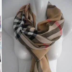 Accessories - Blanket Scarf!