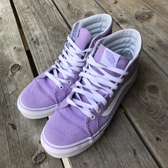 purple high top vans - sochim.com