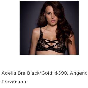 Agent Provocateur Intimates   Sleepwear - Agent Provocateur Adelia Bra ... c736b7372
