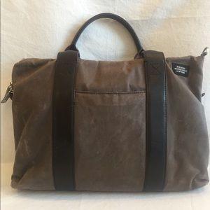 Jack Spade Waxwear Commuter Canvas Men's Bag
