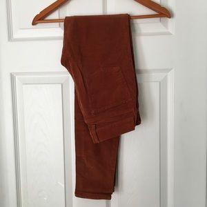 Women's Skinny Corduroy Pants