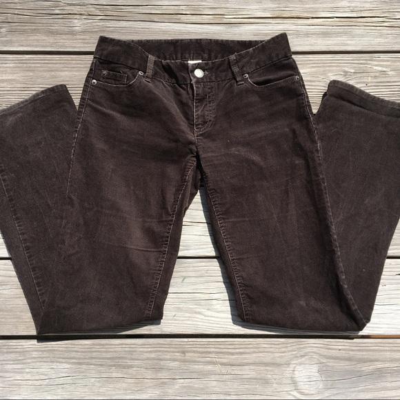 f9eac55b9a3 J. Crew Pants | Brown Corduroy J Crew Favorite Fit | Poshmark