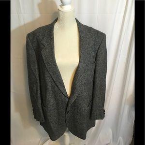 Other - Men's wool herringbone sports coat