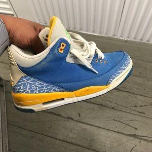 Air Jordan Spike Lee 3s Sz