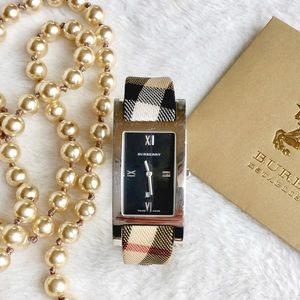 Burberry Nova Check Watch