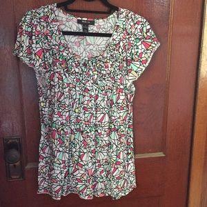 Style & co shirt size large