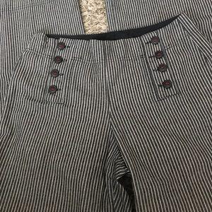 Sailor wide leg trousers Larry Levine