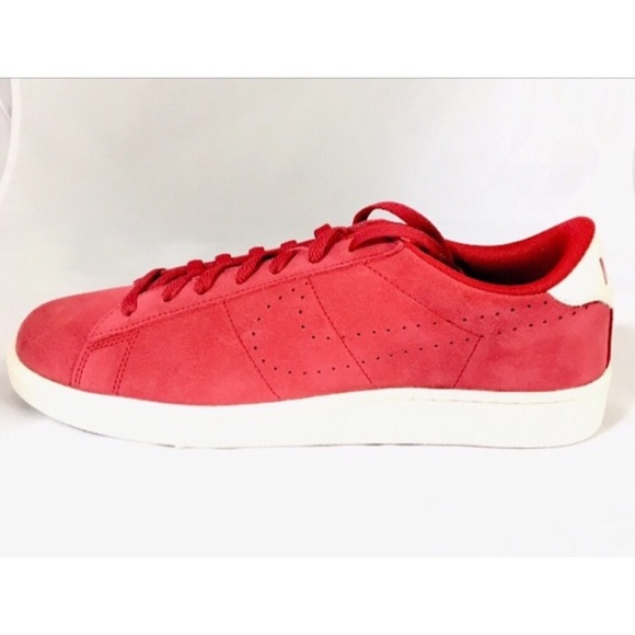 watch 3bb5e 30176 HOST PICK - NEW Nike Red Suede Classic CS 9.5