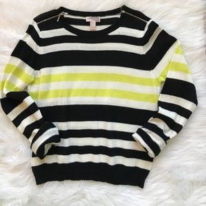 Forever 21 Striped sweater