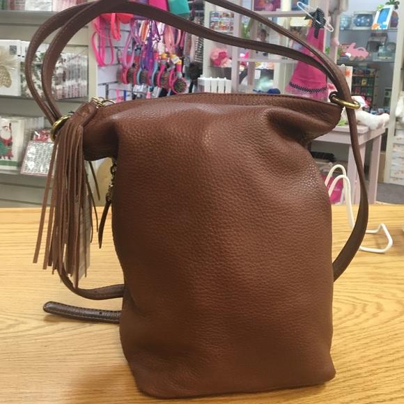 33f72db5ff Hobo blaze backpack converter bag in Brandy