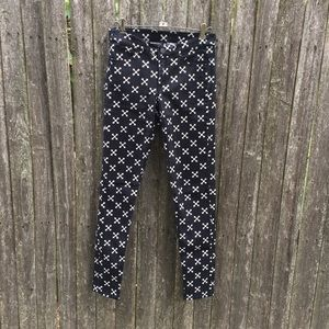 Cross Skinny Jeans from H&M