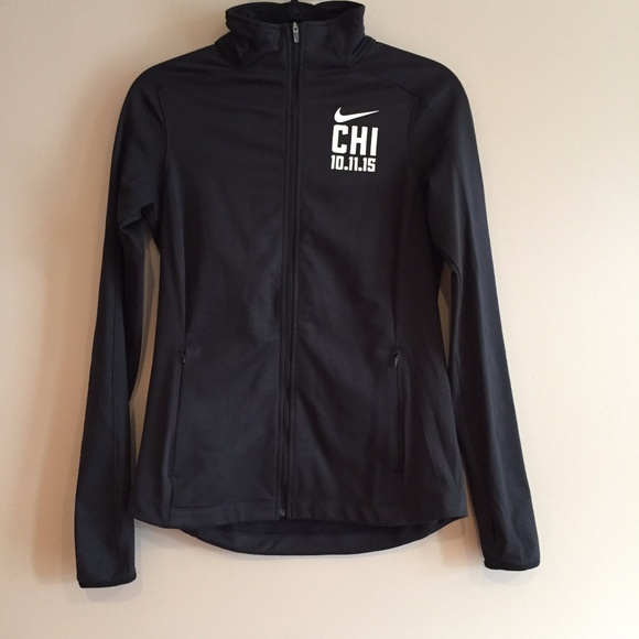 quality design 27d0c 31f23 Nike Running Jacket - Chicago Marathon Edition. M 59b6dc379c6fcfc0da09a325