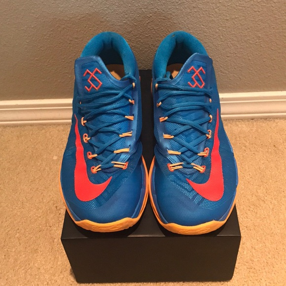 kd low top basketball shoes