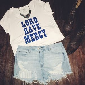 Tops - Lord Have Mercy Tee