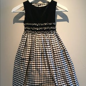 Lulu & Me Girls Party Dress