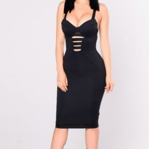 Dresses & Skirts - Fashion Nova Navy Dress