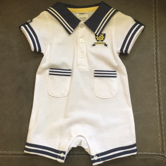 Baby Essentials Other - Captain Outfit