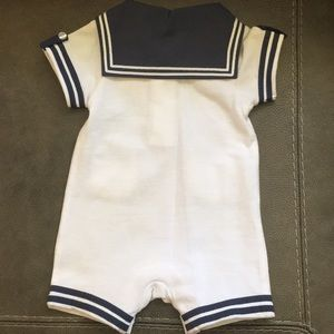 Baby Essentials One Pieces - Captain Outfit