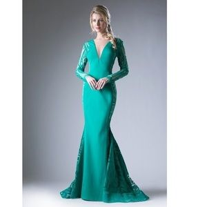 Dresses & Skirts - Long sleeve formal dress