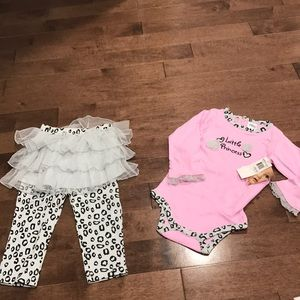 Little princess 2 piece set for 24 months old