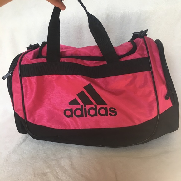 adidas Handbags - Hot Pink 🎀 Adidas Workout Duffel Bag defb8968e2