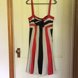 Emporio Armani silk cocktail dress