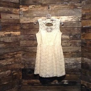 Max And Ruby Sleeveless Lacy Dress NWOT
