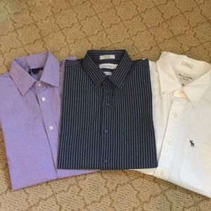 Other - Brand name MENS BUTTON DOWN SHIRTS