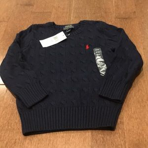 Polo Ralph Lauren Sweater for 4T