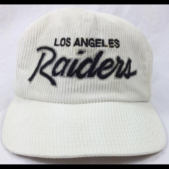 Vintage Los Angeles Raiders Sports Specialties Hat.  M 59b6f21b6a5830aa020a22a9 02d2a11b1cd