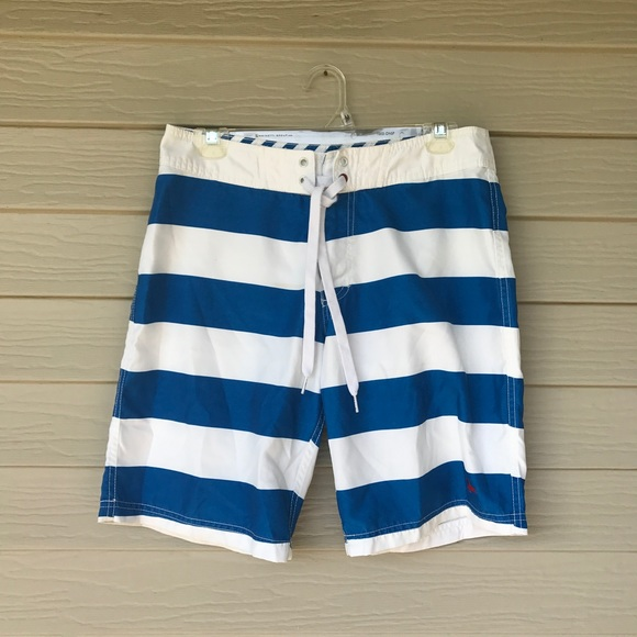 c3178466ad Modern Amusement Swim | Mens Striped Trunks | Poshmark