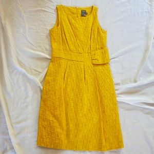 Taylor Brand Yellow Dress (Nordstrom)
