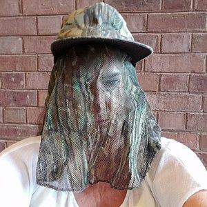 Camo hunting ,adjustable hat, $10& under 3@$15