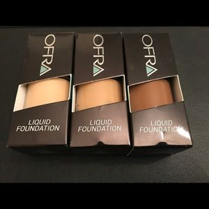Ofra foundations