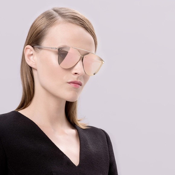 5dda61bc095a8 Dior Accessories - Dior Reflected Prism Sunglasses in Pink
