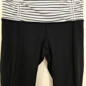 lululemon athletica Pants - Lululemon Runday crops/leggings