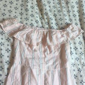 Dresses & Skirts - Baby pink dress