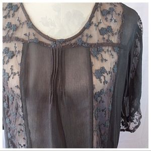 Tops - Lace Boho Top