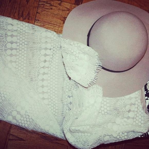 🎈SALE🎈Crochet Lace Dress